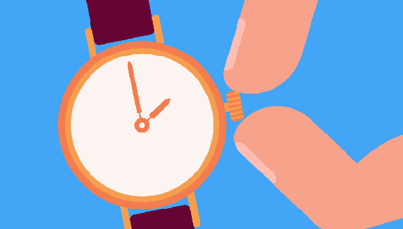 reloj horario cuba
