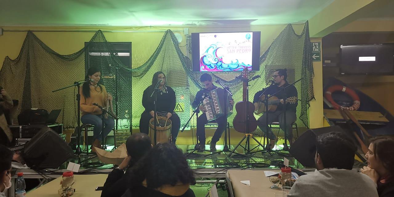 Radio Escolar el Faro Inició sus transmisiones con emisión vivo de Fiesta de San Pedro