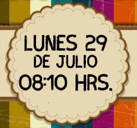 LUNES 29
