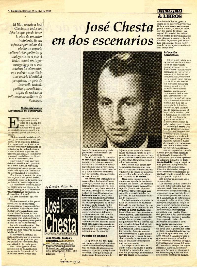Jose Chesta